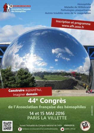 Affiche 44e congres